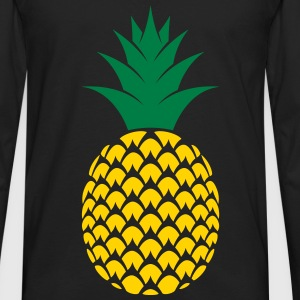 Pineapple Women's T-Shirts - Men's Premium Long Sleeve T-Shirt