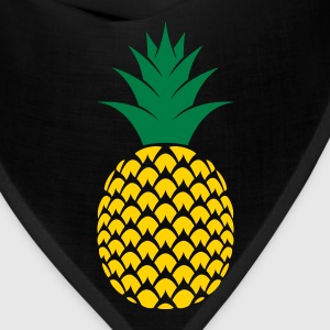 Pineapple Women's T-Shirts - Bandana