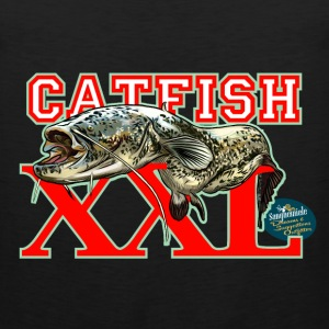 catfish XXL Hoodies - Men's Premium Tank