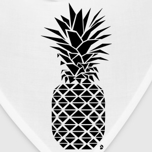 AD Geometric Pineapple Hoodies - Bandana