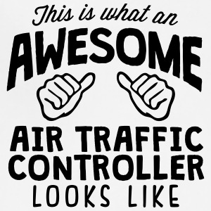 awesome air traffic controller looks lik - Adjustable Apron