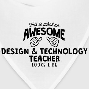 awesome design  technology teacher looks - Bandana