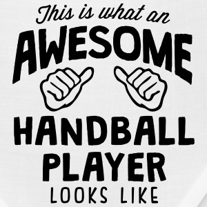 awesome handball player looks like - Bandana