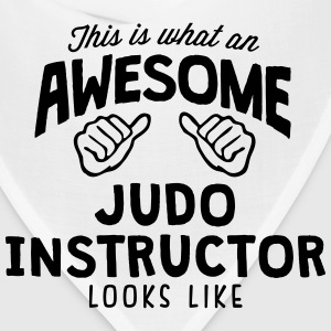 awesome judo instructor looks like - Bandana