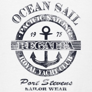 Ocean Sail Regatta - Vintage Look Long Sleeve Shirts - Men's T-Shirt