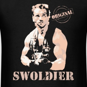 Swoldier T-shirt - Men's T-Shirt