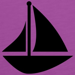 sailboat - Women's Premium Tank Top