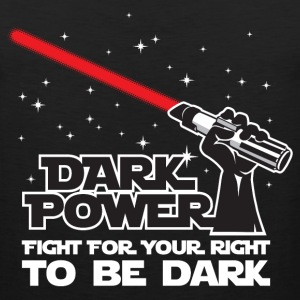 Dark power - Men's Premium Tank