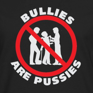 anti bullying - Men's Premium Long Sleeve T-Shirt