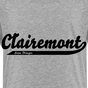 Clairemont San Diego City Neighborhood Sweatshirts - Toddler Premium T-Shirt