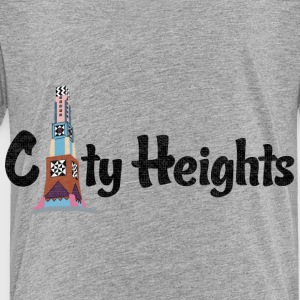 City Heights San Diego Neighborhood Sweatshirts - Toddler Premium T-Shirt