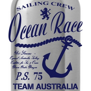 Sailing Ocean Race T-Shirts - Water Bottle
