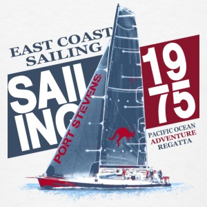 East Coast Sailing Tanks - Men's T-Shirt