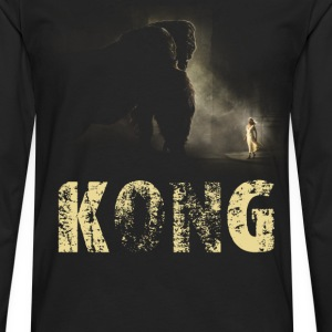 Kong T-shirt - Men's Premium Long Sleeve T-Shirt