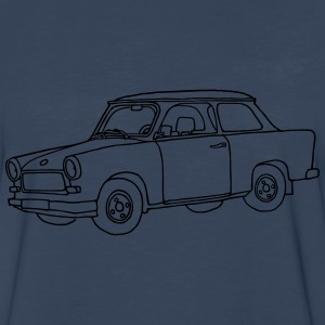 Car Trabant Tank Tops - Men's Premium Long Sleeve T-Shirt
