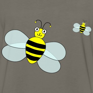 Spelling bee contest mascot - Men's Premium Long Sleeve T-Shirt
