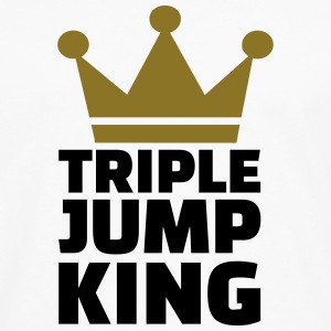 Triple Jump King Women's T-Shirts - Men's Premium Long Sleeve T-Shirt