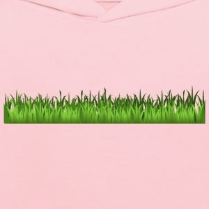 Grass Only - Kids' Hoodie