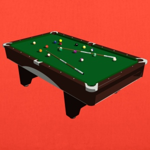 Pool Table - Tote Bag