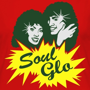 Soul Glo Afro Funk & Disco T-Shirts - Women's Premium Long Sleeve T-Shirt