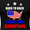 Back to Back - Women's Premium T-Shirt