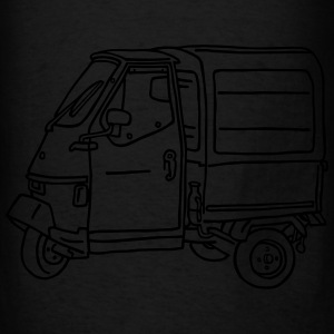 Tricycle Transporter Bags & backpacks - Men's T-Shirt