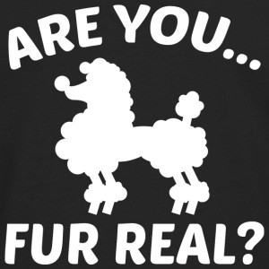 Are You Fur Real? - Men's Premium Long Sleeve T-Shirt