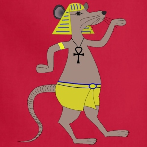 Egyptian rodent - Adjustable Apron