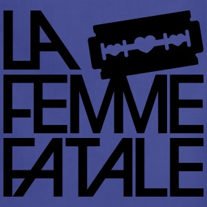 The femme fatale Hoodies - Adjustable Apron