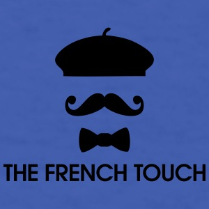 The French Touch Mugs & Drinkware - Men's T-Shirt