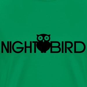 Night Bird Hoodies - Men's Premium T-Shirt