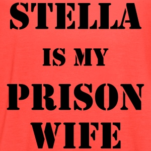 Stella Prison Wife - Women's Flowy Tank Top by Bella