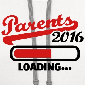 Parents 2016 T-Shirts - Contrast Hoodie
