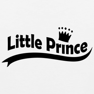 little_prince T-Shirts - Men's Premium Tank