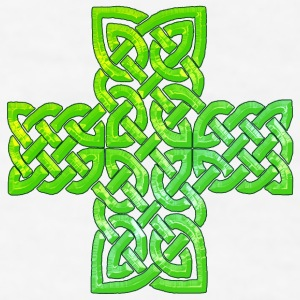 Celtic Cross I - Men's T-Shirt
