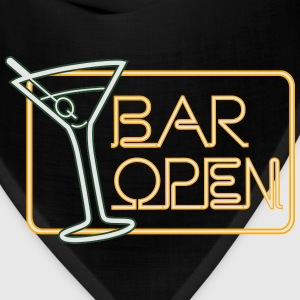 Bar Open Tanks - Bandana
