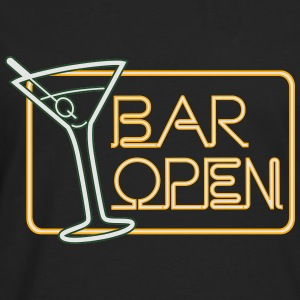 Bar Open Tanks - Men's Premium Long Sleeve T-Shirt
