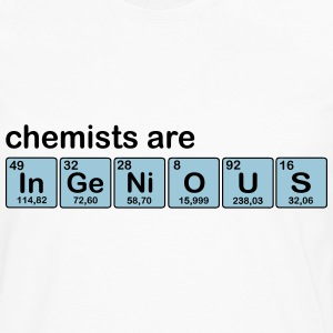 chemistry - Men's Premium Long Sleeve T-Shirt