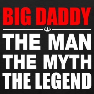Big Daddy The Legend T-Shirts - Men's Premium Tank