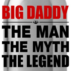 Big Daddy The Legend T-Shirts - Water Bottle