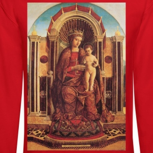 Madonna and Child  - Crewneck Sweatshirt