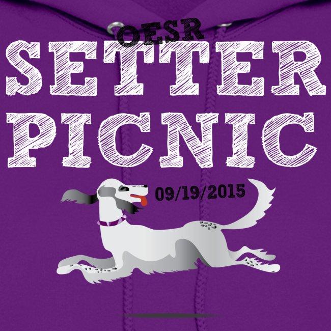 Women's OESR Setter Picnic Tshirt 09/19/2015
