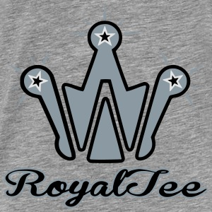 West RoyalTee Dodgers Hoodie - Men's Premium T-Shirt