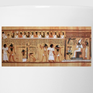 Egyptian Book of the Dead Women's T-Shirts - Coffee/Tea Mug
