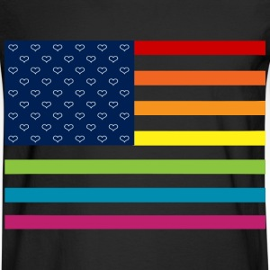 Celebrating Gay Marriage Nationwide T-Shirts - Men's Long Sleeve T-Shirt