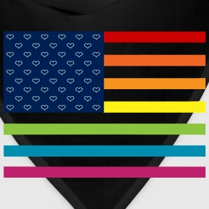 Celebrating Gay Marriage Nationwide T-Shirts - Bandana