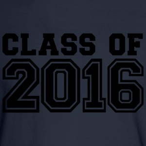 Class of 2016 Women's T-Shirts - Men's Long Sleeve T-Shirt