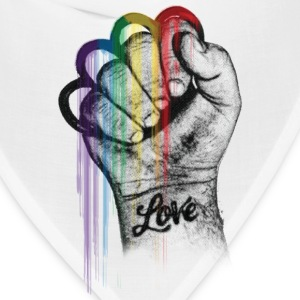 Love Wins Hoodies - Bandana