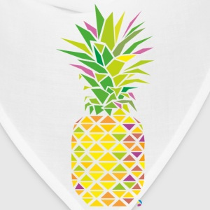 AD Pineapple Women's T-Shirts - Bandana