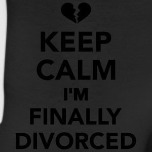 Keep calm I'm finally divorced Kids' Shirts - Leggings